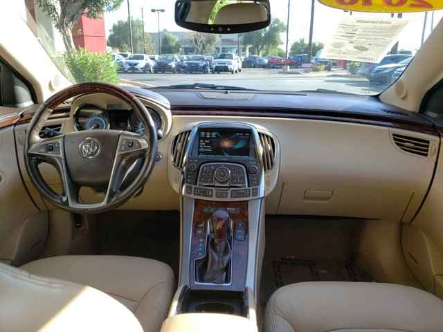 2010 Buick LaCrosse 4dr Sdn CXS 3.6L - Image 10