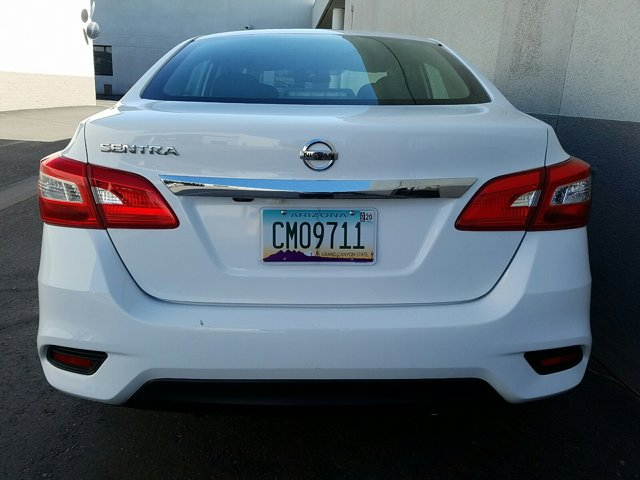 2018 Nissan Sentra S CVT - Image 8