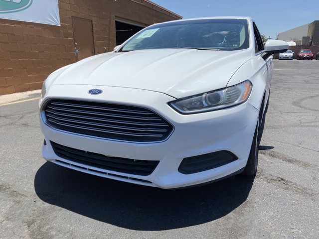 2015 Ford Fusion 4dr Sdn S FWD - Image 11