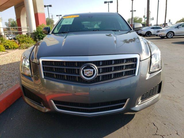 2013 Cadillac ATS 4dr Sdn 2.0L RWD - Image 2