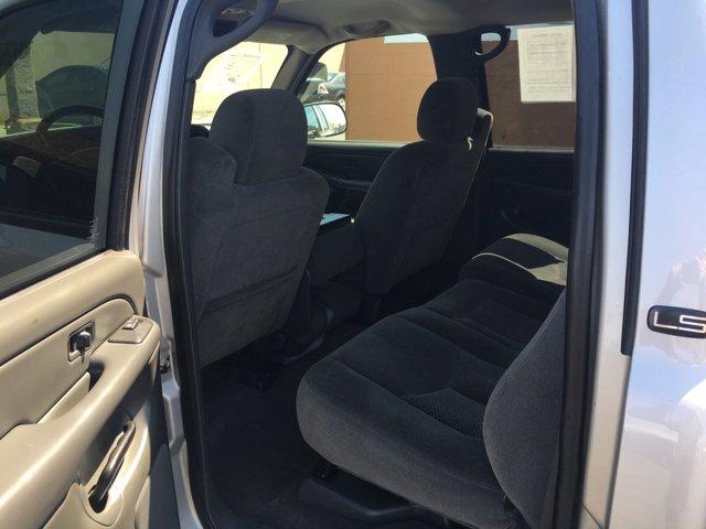 2005 Chevrolet Silverado 1500 Crew Cab 143.5 WB LS - Image 10