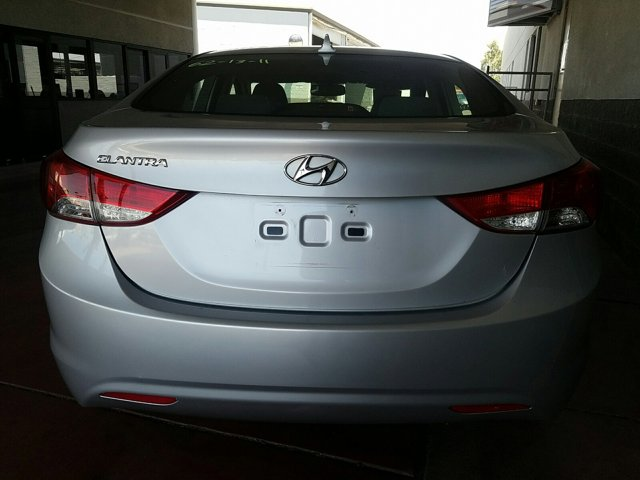 2013 Hyundai Elantra 4dr Sdn Auto GLS PZEV (Ulsan Plant) - Image 8