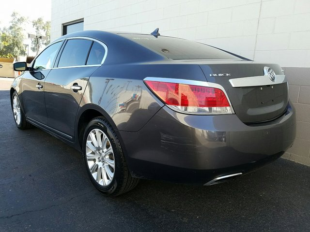 2013 Buick LaCrosse 4dr Sdn Leather FWD - Image 7
