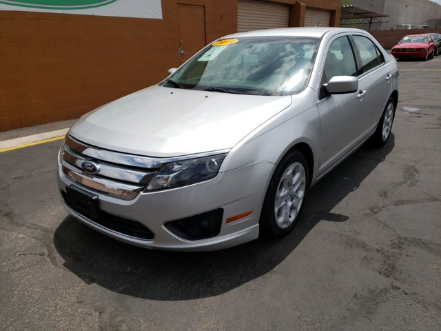 2011 Ford Fusion 4dr Sdn SE FWD - Image 4