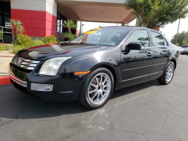 2007 Ford Fusion 4dr Sdn V6 SEL FWD - Main Image