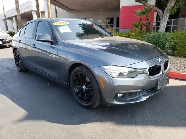 2016 BMW 3 Series 4dr Sdn 320i RWD South Africa - Image 8