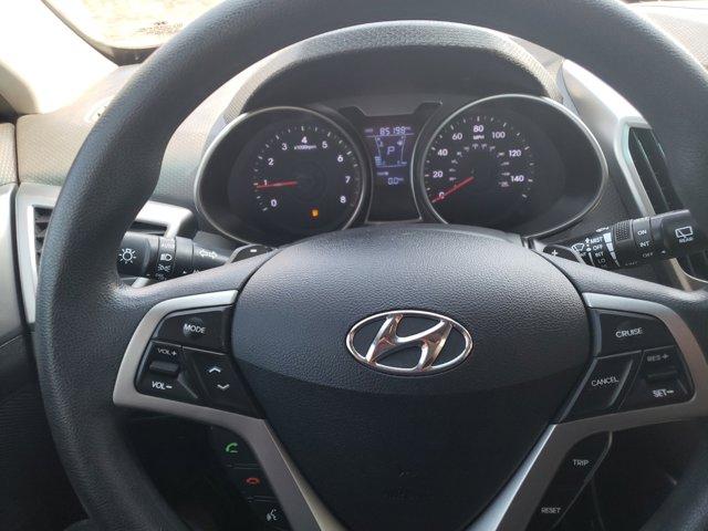 2013 Hyundai Veloster 3dr Cpe Auto w/Black Int - Image 11