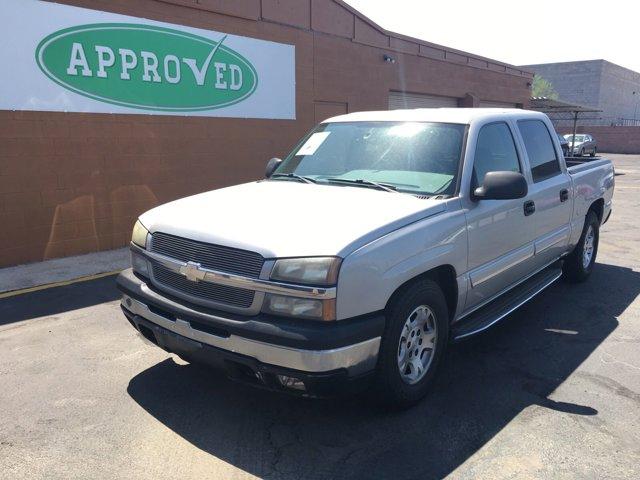 2005 Chevrolet Silverado 1500 Crew Cab 143.5 WB LS - Image 2