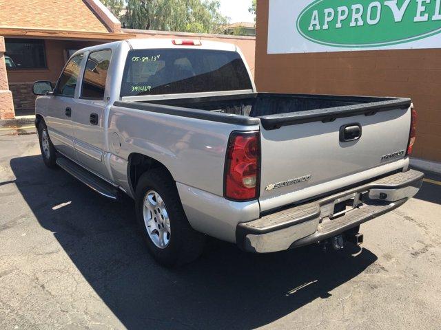 2005 Chevrolet Silverado 1500 Crew Cab 143.5 WB LS - Image 8