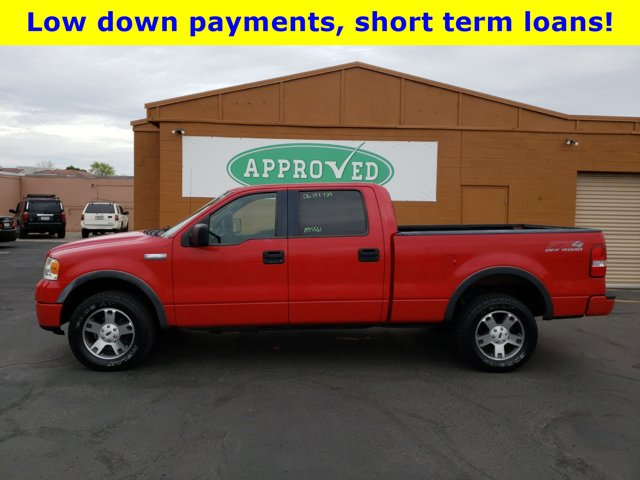 2006 Ford F-150 4 DOOR CAB; STYLESIDE; SUPER CREW - Image 1