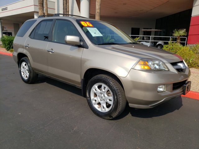 2006 Acura MDX 4dr SUV AT Touring w/Navi - Image 8