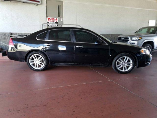 2014 Chevrolet Impala Limited 4dr Sdn LTZ Fleet - Image 13
