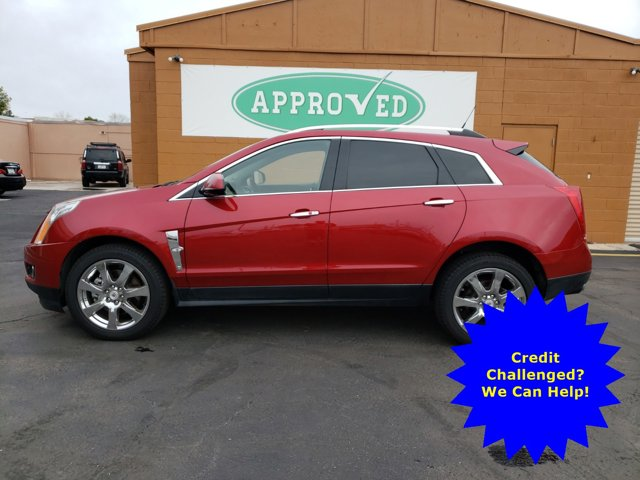 2010 Cadillac SRX FWD 4dr Premium Collection - Main Image