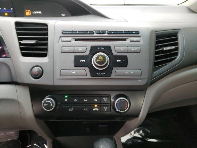 2012 Honda Civic Cpe 2dr Auto LX - Image 8