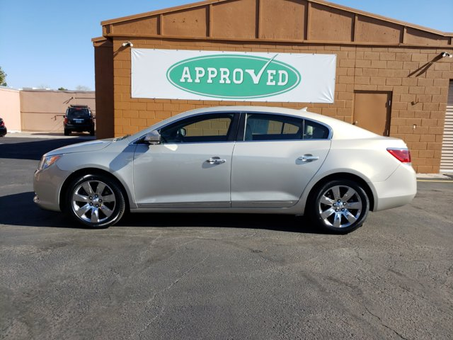 2010 Buick LaCrosse 4dr Sdn CXL 3.0L FWD - Main Image
