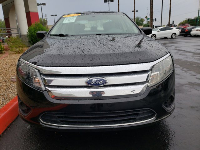 2012 Ford Fusion 4dr Sdn S FWD - Image 2
