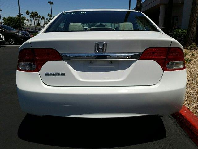 2009 Honda Civic Sdn 4dr Auto LX - Image 8