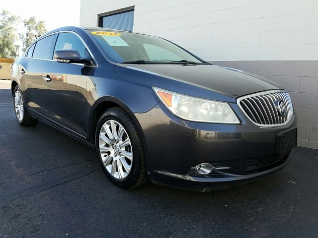 2013 Buick LaCrosse 4dr Sdn Leather FWD - Image 15
