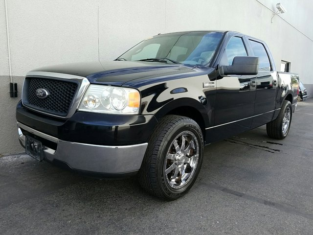 2008 Ford F-150 4 DOOR CAB; STYLESIDE; SUPER CREW