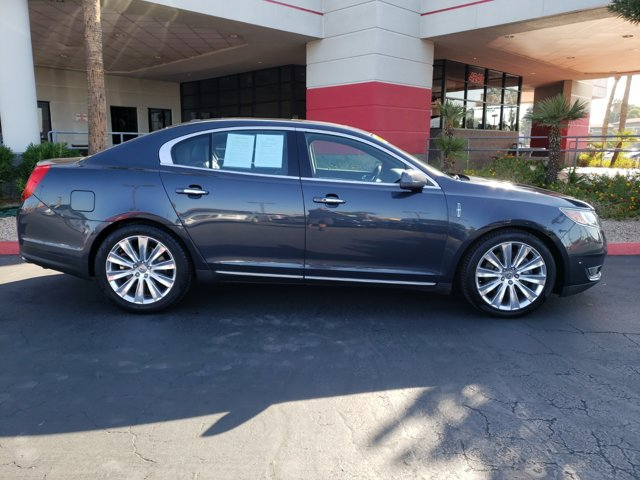 2013 Lincoln MKS 4dr Sdn 3.5L AWD EcoBoost - Image 7