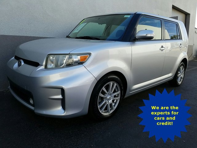 2011 Scion xB 4 DOOR WAGON