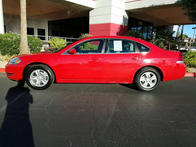 2013 Chevrolet Impala 4dr Sdn LS Fleet - Image 7