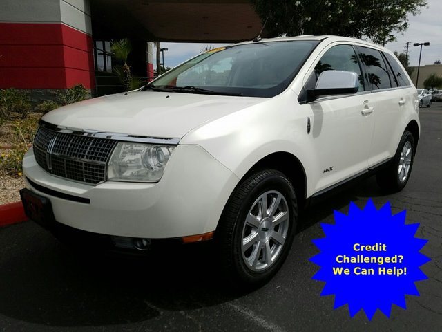 2008 Lincoln MKX AWD 4dr - Main Image