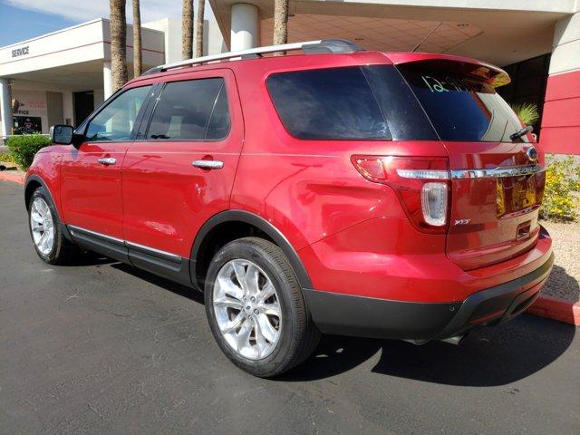 2012 Ford Explorer FWD 4dr XLT - Image 4