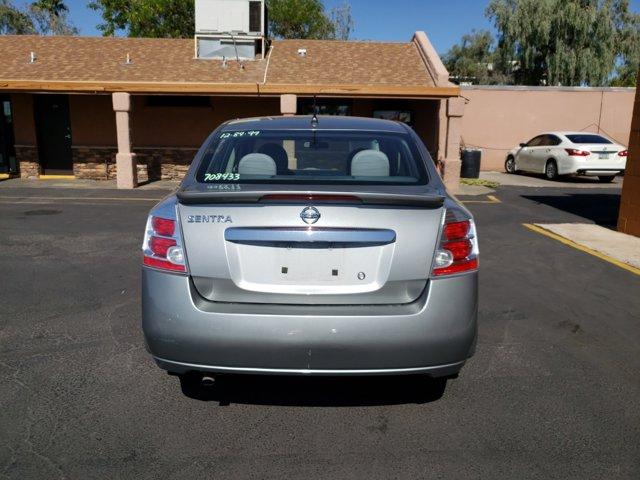 2012 Nissan Sentra 4dr Sdn I4 CVT 2.0 S - Image 6
