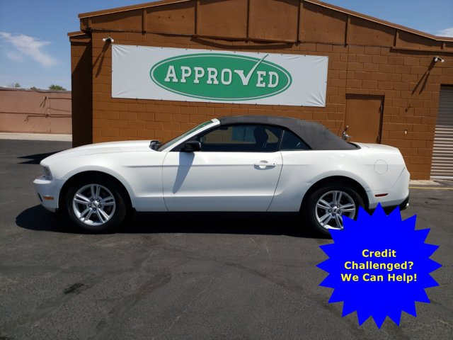 2012 Ford Mustang 2 DOOR CONVERTIBLE - Main Image