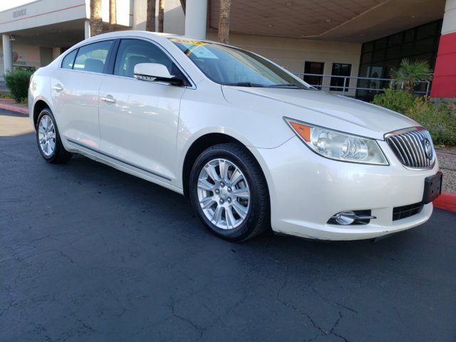 2013 Buick LaCrosse 4dr Sdn Leather FWD - Image 8
