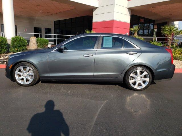 2013 Cadillac ATS 4dr Sdn 2.0L RWD - Image 3