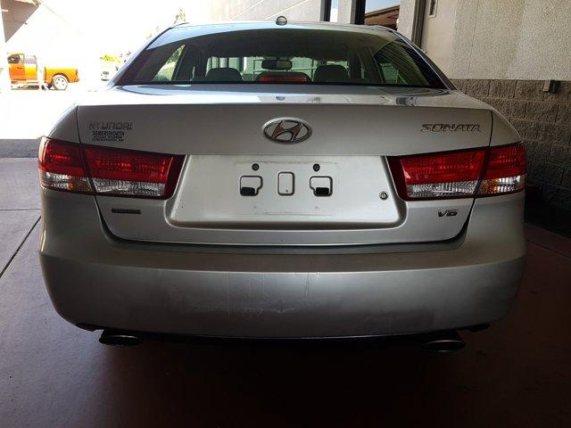 2008 Hyundai Sonata 4 DOOR SEDAN - Image 8