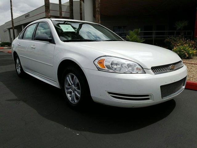 2012 Chevrolet Impala 4dr Sdn LS Fleet - Image 15