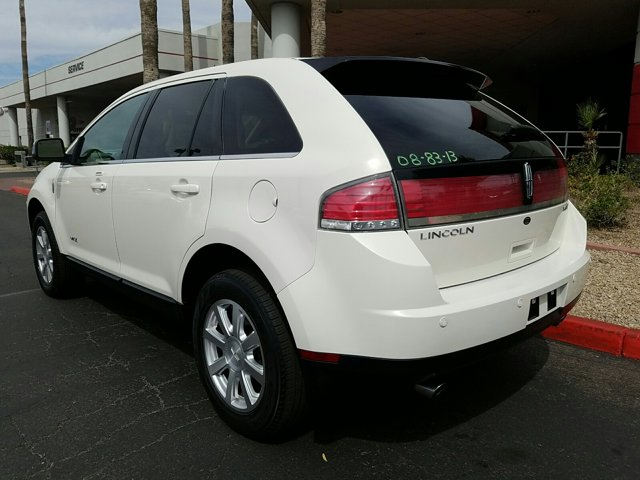 2008 Lincoln MKX AWD 4dr - Image 8