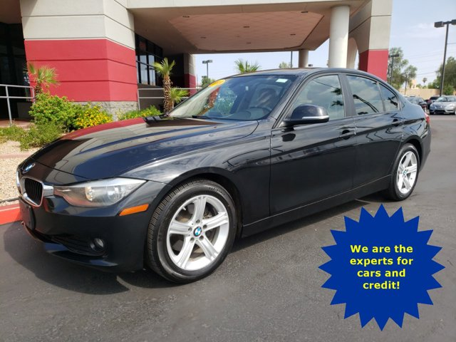 2015 BMW 3 Series 4dr Sdn 320i RWD