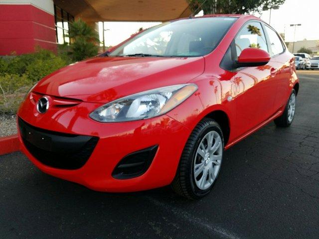 2011 Mazda Mazda2 4dr HB Auto Sport - Main Image