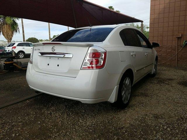 2011 Nissan Sentra 4dr Sdn I4 CVT 2.0 S - Image 5