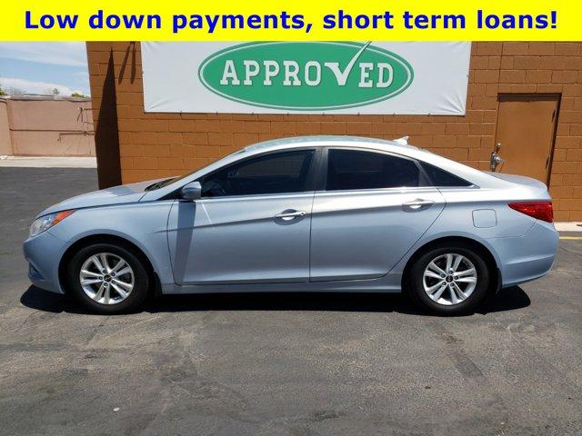 2011 Hyundai Sonata 4dr Sdn 2.4L Auto GLS PZEV - Main Image