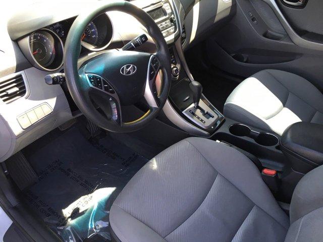 2013 Hyundai Elantra 4dr Sdn Auto GLS PZEV (Ulsan Plant) - Image 14