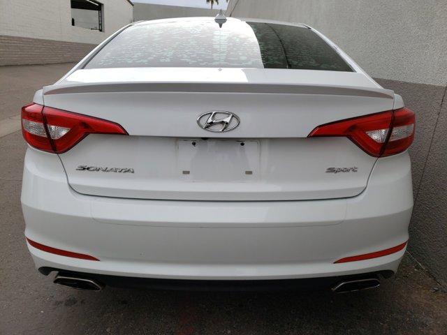 2015 Hyundai Sonata 4dr Sdn 2.4L Sport PZEV - Image 8