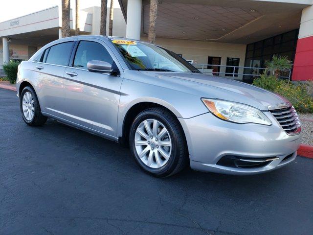 2014 Chrysler 200 4dr Sdn Touring - Image 8