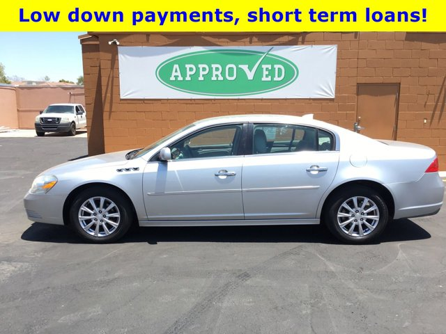 2010 Buick Lucerne 4dr Sdn CXL - Main Image