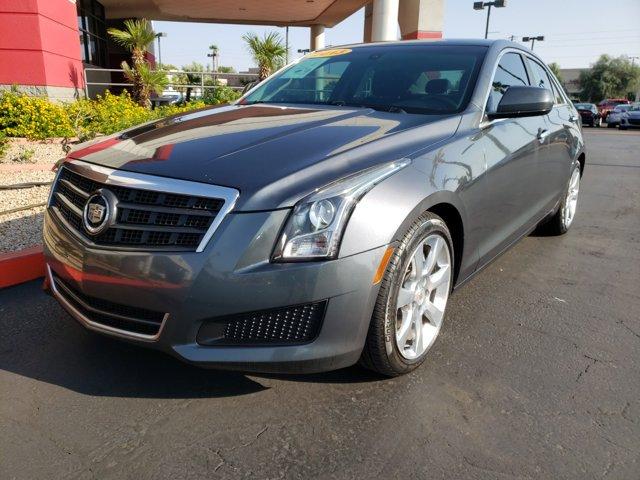 2013 Cadillac ATS 4dr Sdn 2.0L RWD