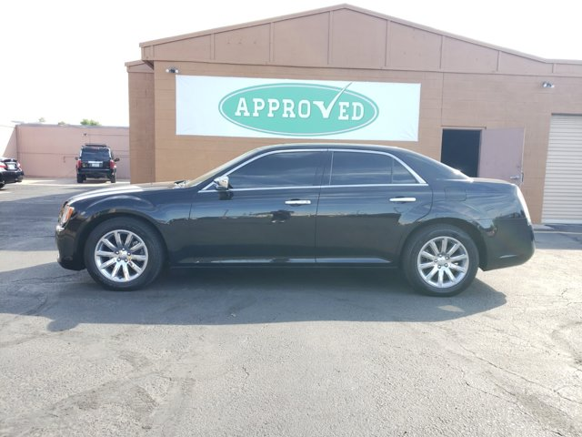 2012 Chrysler 300 4dr Sdn V6 Limited RWD - Main Image
