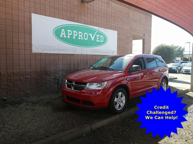 2013 Dodge Journey FWD 4dr American Value Pkg - Main Image