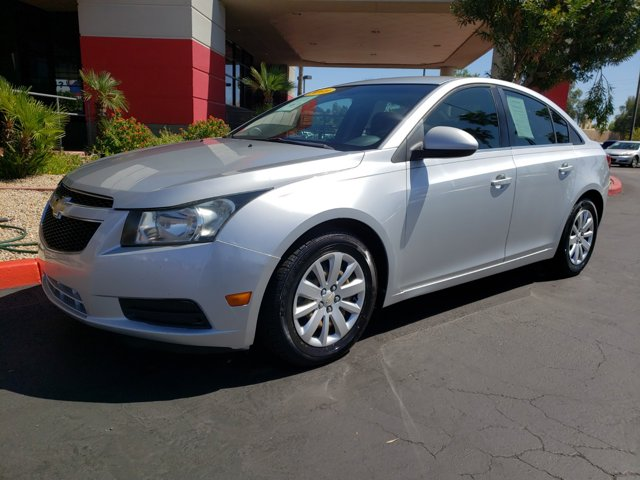2011 Chevrolet Cruze 4dr Sdn LT w/1LT - Main Image