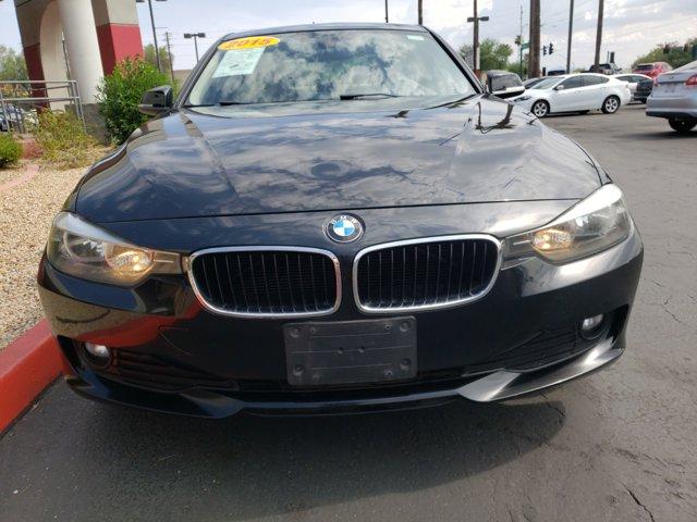 2015 BMW 3 Series 4dr Sdn 320i RWD - Image 2