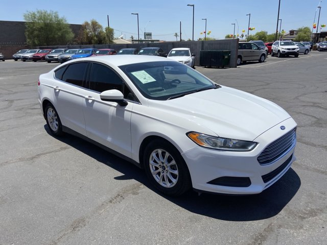 2015 Ford Fusion 4dr Sdn S FWD - Image 5