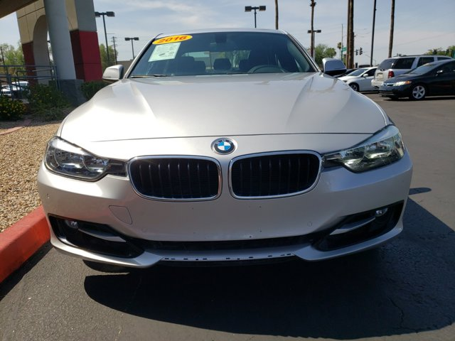 2016 BMW 3 Series 4dr Sdn 328i RWD South Africa SULEV - Image 2